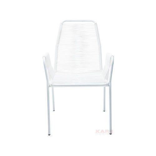 Oferta Krzesło Wicker White by Kare Design