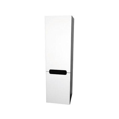 Słupek łazienkowy SB 350 CLASSIC lewy biały/strip onyx X000000251 Ravak - produkt z kategorii- regały łaz