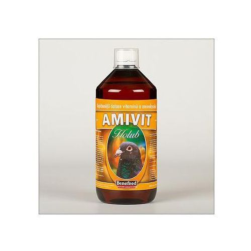 AMIVIT H - 500ml - MULTIWITAMINA - GOŁĘBIE