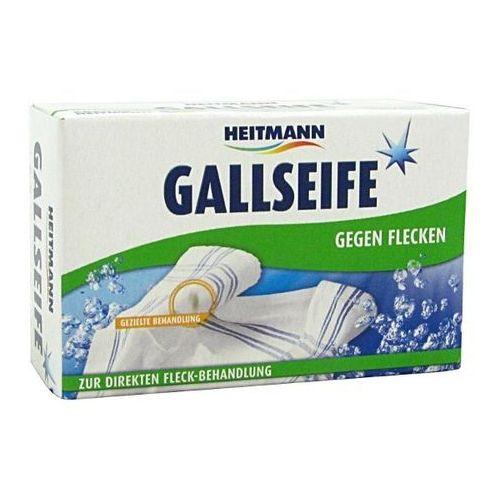Towar HEITMANN 100g Gallseife Niemieckie Mydło-Odplamiacz Kostka z kategorii wybielacze i odplamiacze