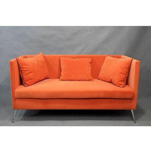 Sofa Simple Orange, Kolekcja Happy Barok