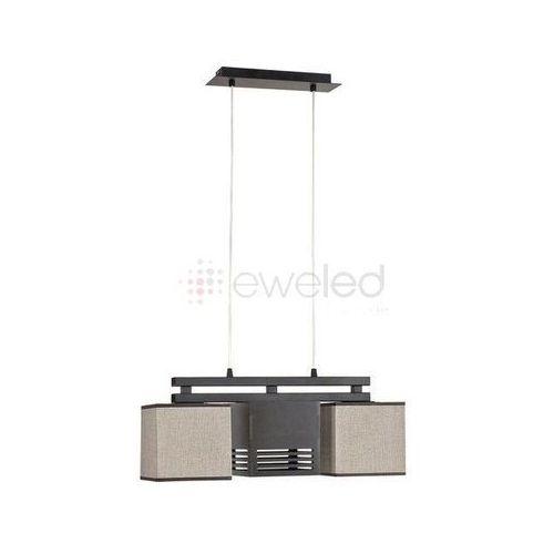 Artykuł VOGAR lampa wisząca 3 x 60W E27 WENGE z kategorii lampy wiszące