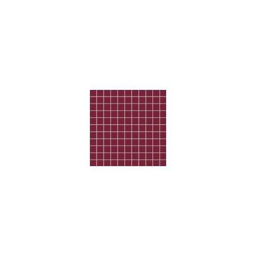 Tubądzin Mozaika ścienna kwadratowa Carmine 30x30 cm (glazura i terakota)