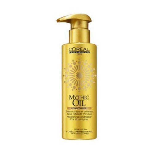 L'Oreal MYTHIC OIL CONDITIONER Nawilżająca odżywka nabłyszczająca do każdego rodzaju włosów (190 ML) - produkt z kategorii- odżywki do włosów