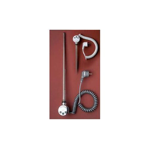 Grzałka elektryczna do grzejnika łazienkowego biała MEG 1.0 .03-W-300W