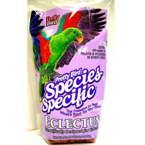 PRETTY BIRD - ECLECTUS 1,36 kg