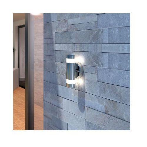 Lampa LED (ścienna) ze stali nierdzewnej (wewnętrzna i zewnętrzna) z kategorii oświetlenie