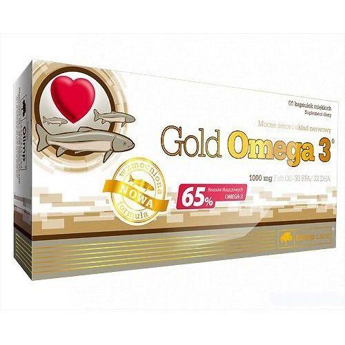 Olimp Omega 3 kapsułki miękkie, 60 kaps., postać leku: kapsułki