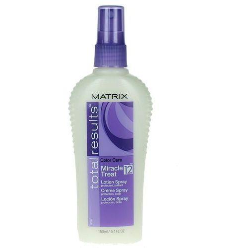 Matrix Total Results Color Care Miracle Treat 12 - Spray pielęgnujący do włosów farbowanych 150 ml - produkt z kategorii- odżywki do włosów