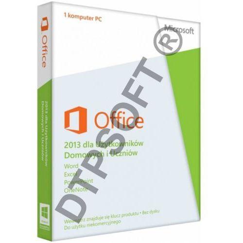 Microsoft Office Home and Students 2013 32-bit/x64 PL ESD [AAA-02883] z kategorii Programy biurowe i narzędziowe