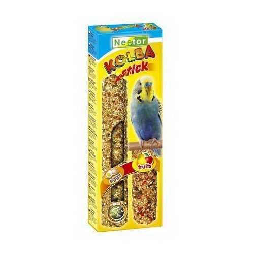 Nestor Kolba 2w1 Papuga mała jajko i owoc, nestor