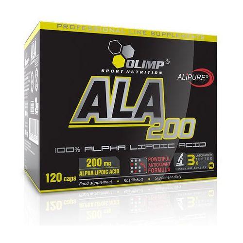 Olimp - ala 200 - 120 kapsułek wyprodukowany przez Olimp labs.