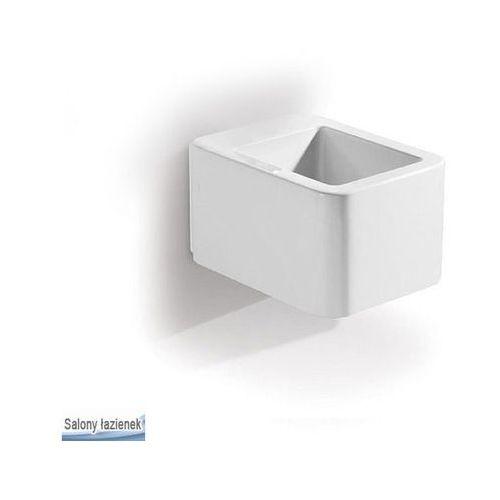 Produkt z kategorii- pozostałe artykuły hydrauliczne - Bidet podwieszany bez otworu na baterię Element Roca