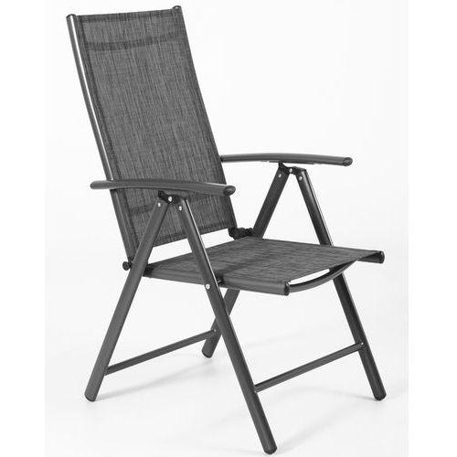 Oferta Home&Garden Krzesło ogrodowe aluminiowe IBIZA Grey