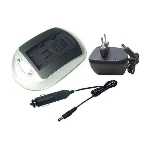 Produkt Ładowarka do aparatu cyfrowego JVC GC-QX3, marki Hi-Power