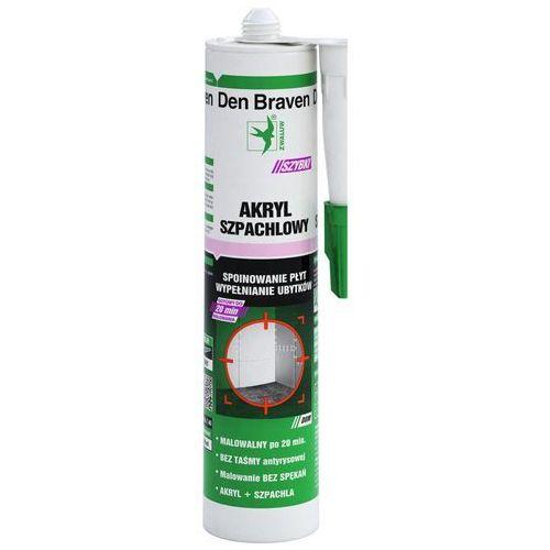Akryl SZPACHLOWY DEN BRAVEN (izolacja i ocieplenie)