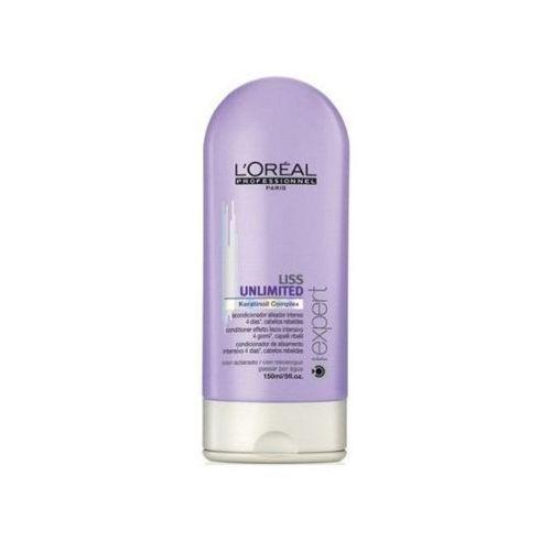 LOreal odżywka intensywnie wygładzająca Liss Unlimited 150ml - produkt z kategorii- odżywki do włosów