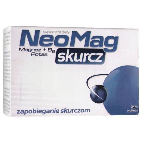 NeoMag Skurcz tabl. x 50, postać leku: tabletki