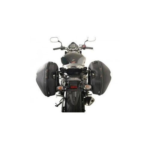 KOMPLETNY ZESTAW KUFRÓW I STELAŻY AERO DO HONDA CB 600 F/S Hornet (07-10) - oferta [05abd54973af536e]