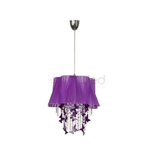 Artykuł FILTON lampa wisząca 1 x 60W E27 FIOLET z kategorii lampy wiszące