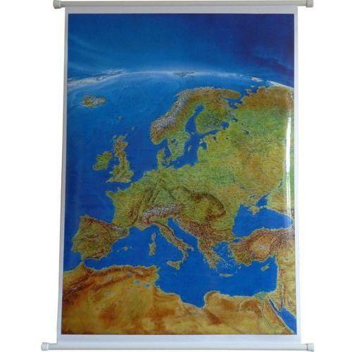 Europa. Mapa ścienna panoramiczna, produkt marki Stiefel Eurocart