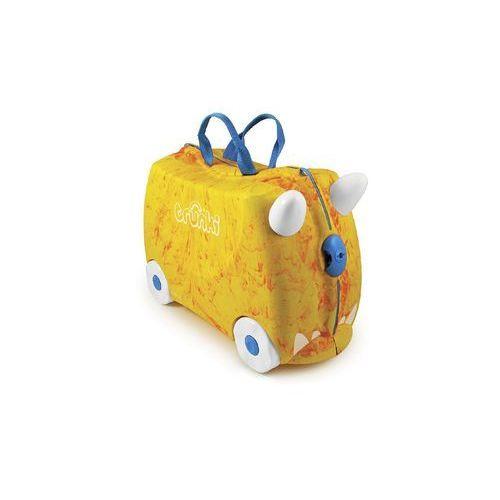 Walizka dziecięca ''Rox'' w kolorze pomarańczowym - 44 x 32 x 22 cm - produkt dostępny w LIMANGO