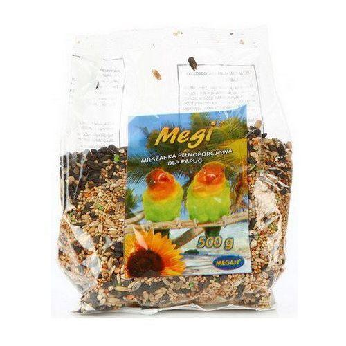 Megan Megi Pokarm dla papugi 500g [ME161], megan