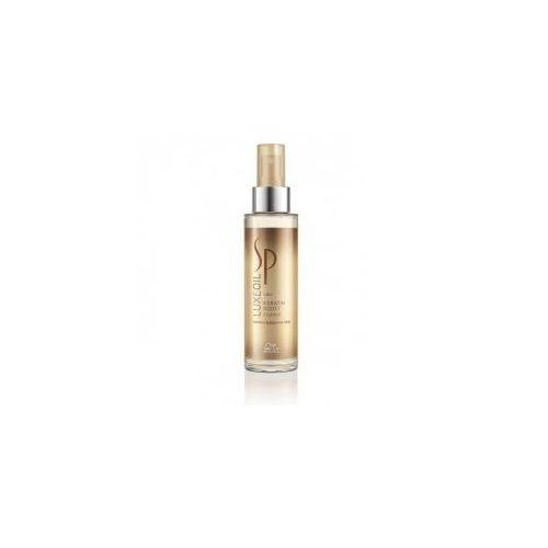 Produkt z kategorii- pozostałe kosmetyki do włosów - Wella SP Luxe Oil, esencja keratynowa Keratin Boost, 100 ml