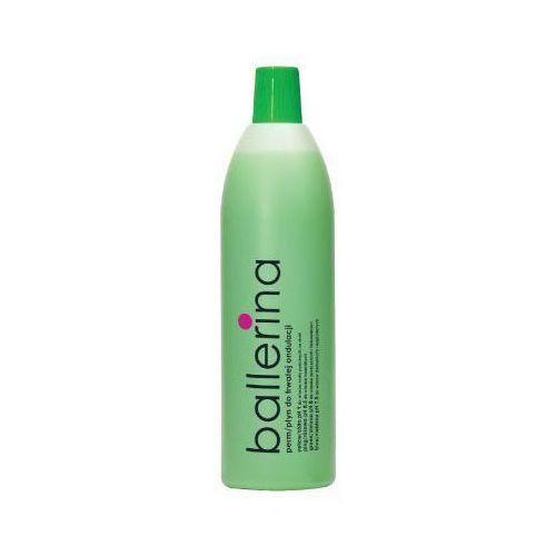 Catzy Ballerina płyn do trwałej ondulacji zielony pH8 1050ml - szczegóły w dr włos