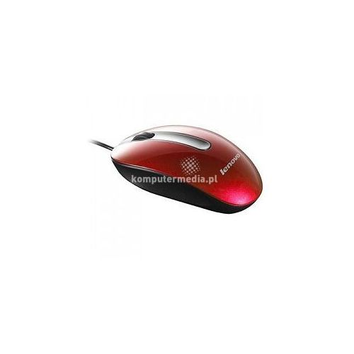 Lenovo  optical mouse m3803 red