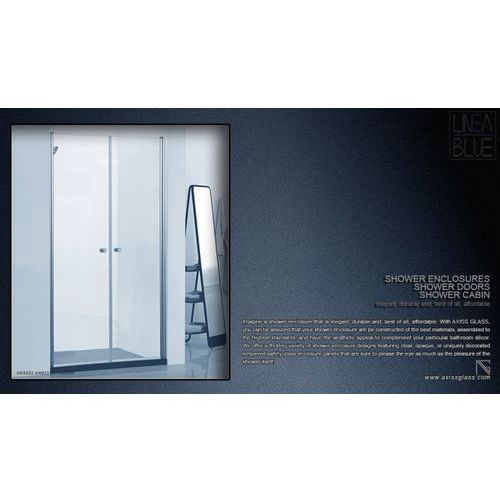 DRZWI PRYSZNICOWE AXISS GLASS AN6222K 700mm (drzwi prysznicowe)