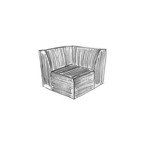 Sofa modułowa JAMES - element narożny, Zuiver