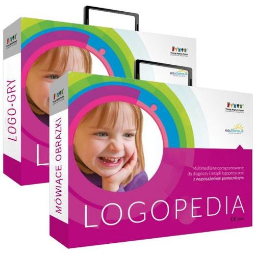 Produkt z kategorii- pozostałe oprogramowanie - Pakiet: Logo Gry + Mówiące Obrazki
