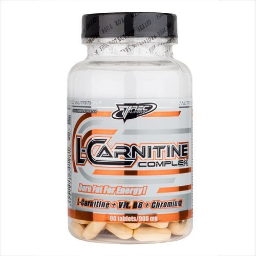 L-karnityna complex 90 tab. / negocjuj cenę wyprodukowany przez Trec