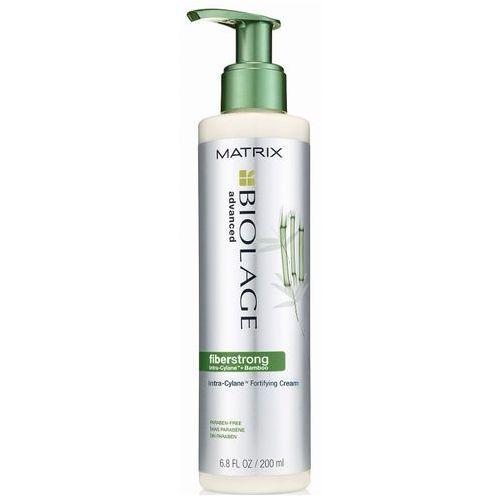Matrix Biolage Fiberstrong - Krem do włosów osłabionych i delikatnych 200ml - produkt z kategorii- odżywki do włosów
