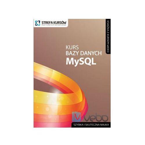 Kurs Bazy Danych MySQL (książka)
