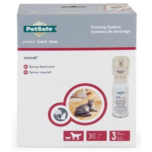 Niewidzialna strefa odstraszacz psów i kotów  SSScat, produkt marki PetSafe
