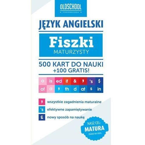 Język angielski Fiszki maturzysty. 500 kart do nauki + 100 gratis - oferta [5538d6a67fe385bc]