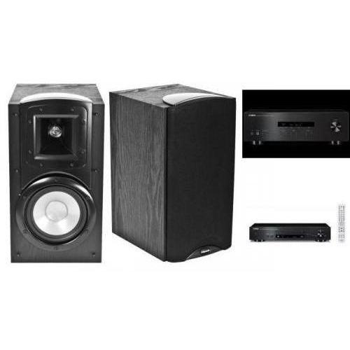 Artykuł YAMAHA R-S201 + CD-N301 + KLIPSCH B20 z kategorii zestawy hi-fi