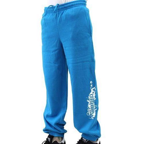 Spodnie dresowe bawełniane sportowe UMBRO CARBON - produkt z kategorii- spodnie męskie