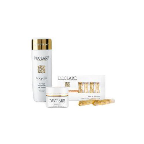 Produkt z kategorii- pozostałe kosmetyki do włosów - Declaré ZESTAW INTENSYWNA REGENERACJA ODŻYWCZA PO LECIE (523545593)