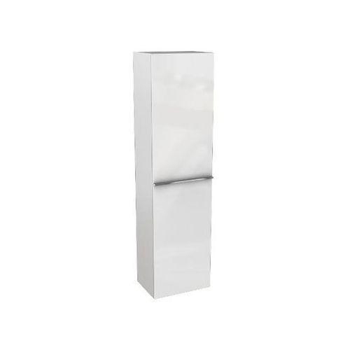 Słupek łazienkowy OVUM/EGO by Antonio Citterio 40x150x28,8cm biały połysk 88331000 Koło - produkt z kateg