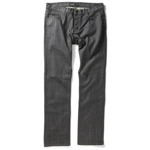 spodnie FALLEN - Slim Fit Grey Rinse (GRSE) rozmiar: 26 - produkt z kategorii- spodnie męskie
