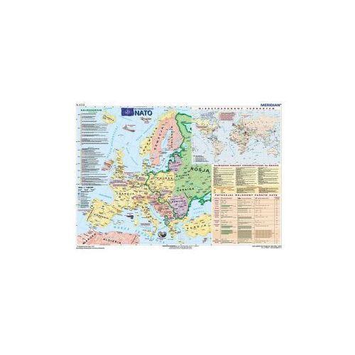 Produkt NATO. Mapa ścienna. , marki Meridian
