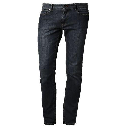 Produkt z kategorii- spodnie męskie - Michael Kors RIGID Jeansy Slim fit niebieski