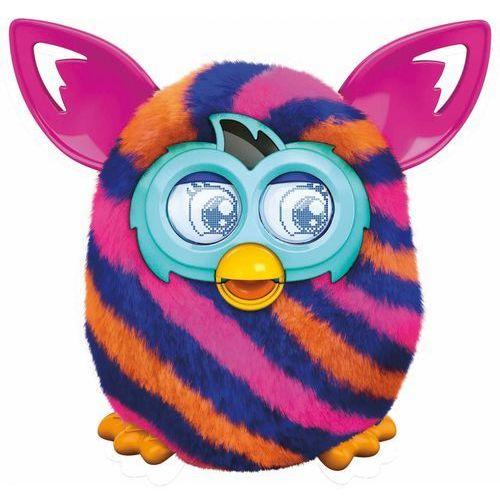 Furby Boom Sunny- Ukośne paski z cyfrową generacją - produkt dostępny w Mall.pl