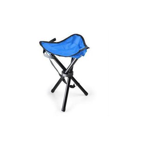 oneConcept przenośne krzesło turystyczne wędkarskie niebiesko-czarne 500g - sprawdź w electronic-star