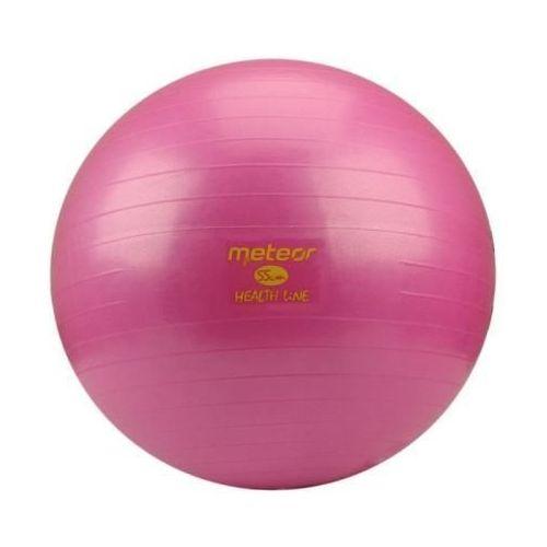 Piłka Fitness  55 cm z pompką, produkt marki Meteor