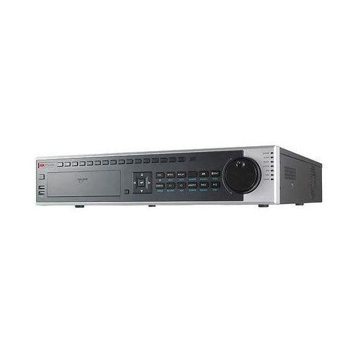 Rejestrator sieciowy 32 kamery ip, 2xgb ethernet, 8 x sata  wyprodukowany przez Hikvision