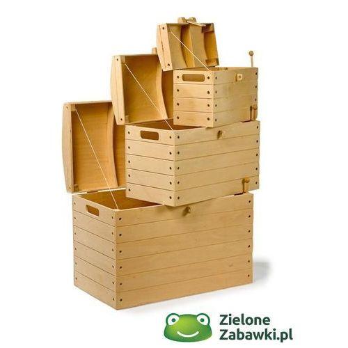 Towar Skrzynie na zabawki, Pirat, small foot - ozdoby do pokoju dziecięcego z kategorii skrzynki i walizki na